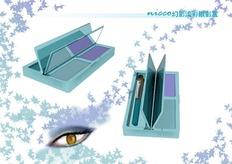 眼影盒设计
