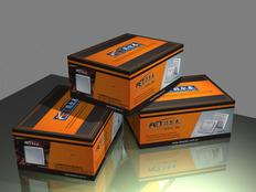 开关按钮插座工业五金包装盒设计