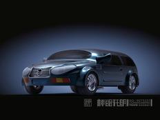 【柳暗花明】一款车模的学习设计!