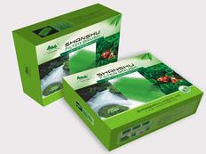 卫生净化用品包装盒设计