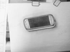 做设计的同时画了张速写,15分钟。