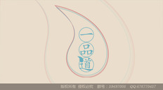 厦门设计师罗来武2010中秋月饼包装盒设计