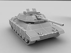 我的原创坦克设计 【过程贴,未完成】
