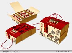 朗琨设计顾问-月饼包装设计