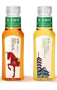 """(转)从农夫山泉""""东方树叶""""茶,看中国文化缺失"""