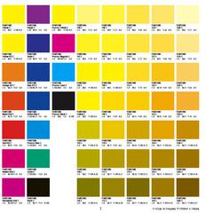 Pantone专色色标卡pdf格式下载