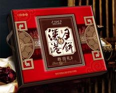 天博和美中秋月饼食品包装设计作品(供交流)