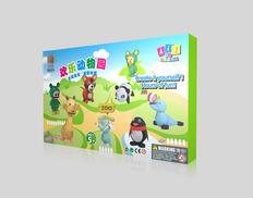 谷道设计新品玩具包装