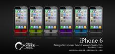 中睿iphone6外观设计
