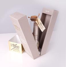 化妆品护理包装盒设计