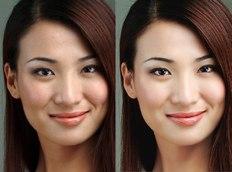 PS经典磨皮教程—教你如何处理人物皮肤