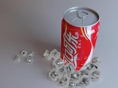 请喝『可口可乐』