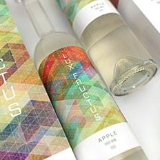 Lux Fructus果酒概念包装设计