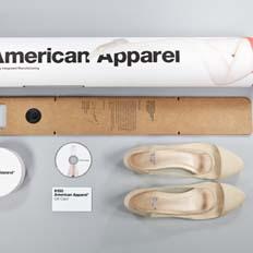 创意鞋包装设计欣赏