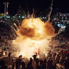 民族风情摄影Firework Series火焰节