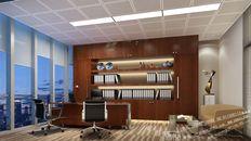 金杜办公室空间效果图