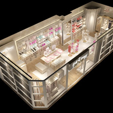 女装店品牌空间设计--深圳品牌空间设计公司