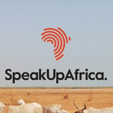 Speak Up Africa��ʶ���