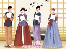 韩语图书插图