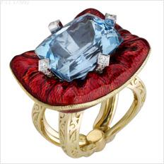 国际知名珠宝设计师珠宝设计摄影作品