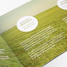 grandola绿色画册设计