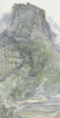 耿宏亮国画作品