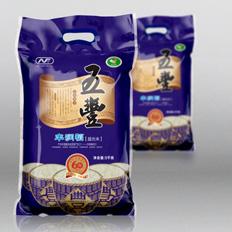 华润五丰-五丰系列大米包装设计