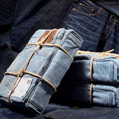 包装设计:野马牛仔裤包装设计