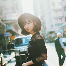 ps调色优雅淡青色日系照片