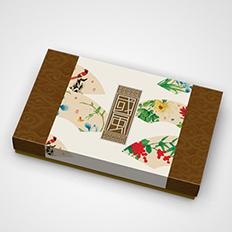 一些中秋礼盒和台历封面设计
