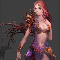 女神季-角色设计作品