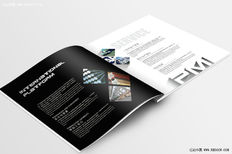 澳美铝业画册设计【库珀设计】