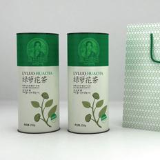 绿萝花茶包装 曦芝品牌设计 合肥包装设计