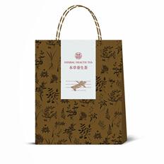 胡家医馆养生茶包装设计