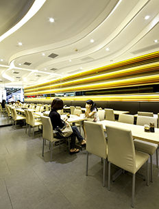 深圳十一区港式茶餐厅室内餐饮会所摄影