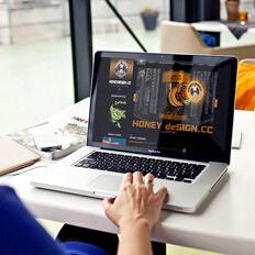 魔美七年记 / honeydesign.cc 7 Year Record / 网站全新上线