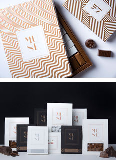 MUSE巧克力概念包装设计
