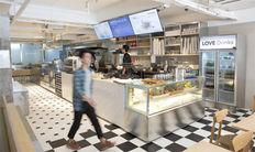 惠州农畉餐厅设计