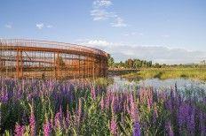 北京延庆世界葡萄博览园艺术设计