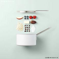 吃货摄影师镜头下的食谱设计
