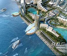 建筑效果图——南京柏境规划设计类作品赏析(一)