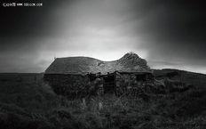被遗弃的屋子