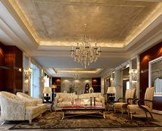 商洛酒店设计商洛专业酒店设计