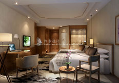 重庆专业商务酒店设计公司_红专设计