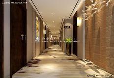西安专业特色酒店设计公司—红专设计
