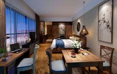 自贡专业特色主题酒店设计公司——红专设计