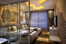 康定特色主题酒店设计公司_红专设计