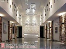 深圳办公室设计装修案例 自然厚重