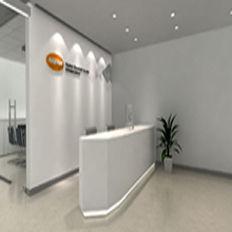 在东莞做的一办公空间设计方案