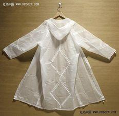 梅雨季必备神器:可收纳雨衣